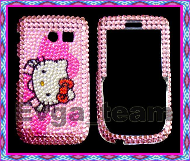 Hello Kitty Bling Case Cover Samsung Freeform 2 R360 C