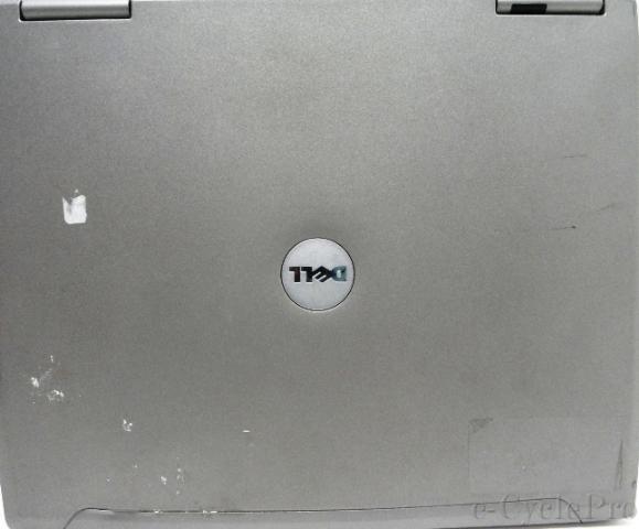 Dell Latitude D610 14 Laptop  1.86GHz Pentium M  1gb PC2 3200  CD